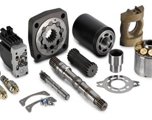 Hydraulik - Komponenter