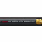Premium Hydraulslang Två Ståltrådsflätor Kompakt 2SNK 1